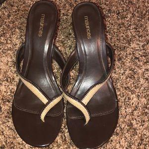 Maurice's heels 👠